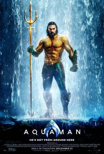 აქვამენი (ქართულად) / aqvameni (qartulad) / Aquaman