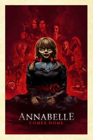 ანაბელი შინ ბრუნდება (ქართულად) / anabeli shin brundeba (qartulad) / Annabelle Comes Home