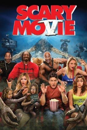 ძალიან საშიში კინო 5 ქართულად Dzalian Sashishi Kino 5 Qartulad Scary Movie 5