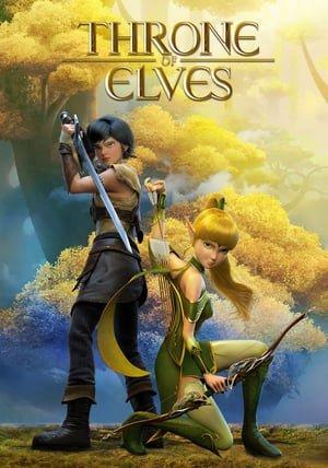 ელფების ტახტი (ქართულად) / elfebis taxti (qartulad) / Throne of Elves
