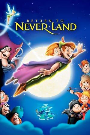 დაბრუნება ნევერლენდში (პიტერ პენი 2) (ქართულად) / dabruneba neverlendshi (piter peni 2) (qartulad) / Return to Never Land