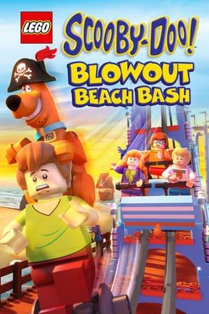 ლეგო სკუბი-დუ! ასაფრენი სანაპირო (ქართულად) / lego skubi-du! asafreni sanapiro (qartulad) / Lego Scooby-Doo! Blowout Beach Bash