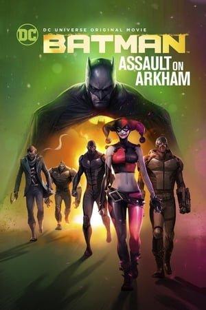 ბეტმენი: თავდასხმა არხამზე (ქართულად) / betmeni: tavdasxma arxamze (qartulad) / Batman: Assault on Arkham