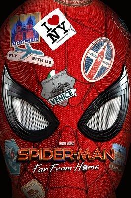 ადამიანი-ობობა: სახლიდან შორს (ქართულად) / adamiani-oboba: saxlidan shors (qartulad) / Spider-Man: Far from Home