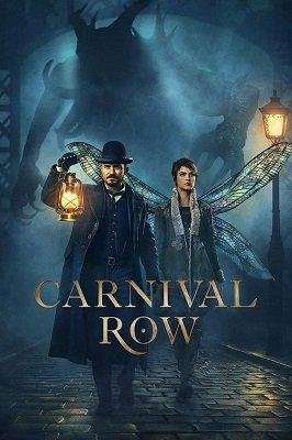 კარნავალ როუ სეზონი 1 (ქართულად) / karnaval rou sezoni 1 (qartulad) / Carnival Row Season 1