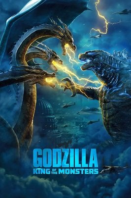 გოძილა: მონსტრების მეფე (ქართულად) / godzila: monstrebis mefe (qartulad) / Godzilla: King of the Monsters