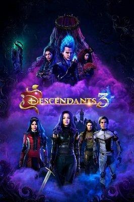 შთამომავლები 3 (ქართულად) / shtamomavlebi 3 (qartulad) / Descendants 3
