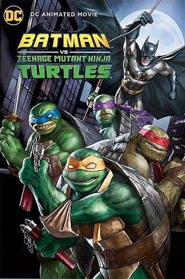 ბეტმენი თინეიჯერი მუტანტი კუ-ნინძების წინააღმდეგ (ქართულად) / betmeni tineijeri mutanti ku-nindzebis winaagmdeg (qartulad) / Batman vs. Teenage Mutant Ninja Turtles