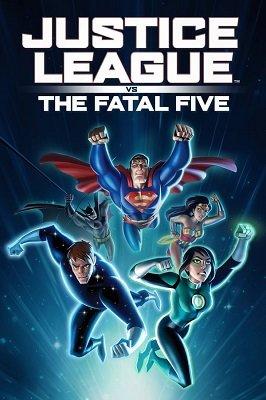 """""""სამართლიანობის ლიგა"""" """"ფატალური ხუთეულის"""" წინააღმდეგ (ქართულად) / """"samartlianobis liga"""" """"fataluri xuteulis"""" winaagmdeg (qartulad) / Justice League vs the Fatal Five"""