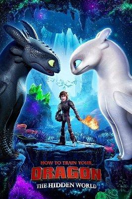 როგორ მოვათვინიეროთ დრაკონი 3 (ქართულად) / rogor movatvinierot drakoni 3 (qartulad) / How to Train Your Dragon: The Hidden World