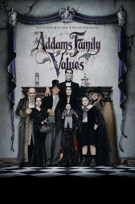 ადამსების ოჯახის ღირსებები (ქართულად) / adamsebis ojaxis girsebebi (qartulad) / Addams Family Values