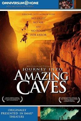 მოგზაურობა საოცარ გამოქვაბულებში (ქართულად) / mogzauroba saocar gamoqvabulebshi (qartulad) / Journey Into Amazing Caves
