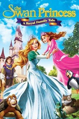 პრინცესა გედი: სამეფო ოჯახის ზღაპარი (ქართულად) / princesa gedi: samefo ojaxis zgapari (qartulad) / The Swan Princess: A Royal Family Tale