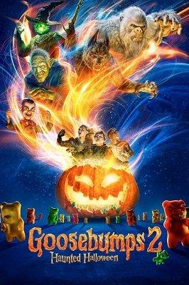 საშინელებები 2: დაწყევლილი ჰელოუინი (ქართულად) / sashinelebebi 2: dawyevlili helouini (qartulad) / Goosebumps 2: Haunted Halloween