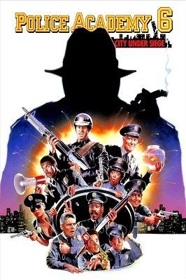 პოლიციის აკადემია 6 (ქართულად) / policiis akademia 6 (qartulad) / Police Academy 6: City Under Siege