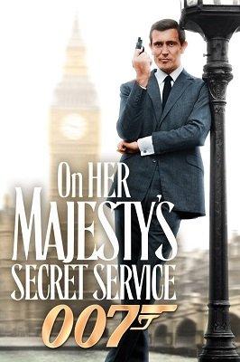 ჯეიმს ბონდი აგენტი 007: მისი აღმატებულობის საიდუმლო სამსახურში (ქართულად) / jeims bondi agenti 007: misi agmatebulobis saidumlo samsaxurshi (qartulad) / On Her Majesty's Secret Service