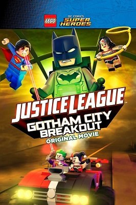 ლეგო დისი კომიქსი სუპერ გმირები: სამართლიანობის ლიგა (ქართულად) / lego disi komiqsi super gmirebi: samartlianobis liga (qartulad) / Lego DC Comics Superheroes: Justice League - Gotham City Breakout