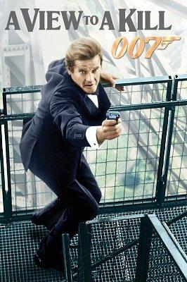 ჯეიმს ბონდი აგენტი 007: მზერა მკვლელობაზე (ქართულად) / jeims bondi agenti 007: mzera mkvlelobaze (qartulad) / A View to a Kill