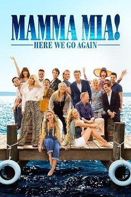 მამა მია 2 (ქართულად) / mama mia 2 (qartulad) / Mamma Mia! Here We Go Again