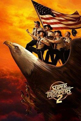 სუპერ პოლიციელები 2 (ქართულად) / super policielebi 2 (qartulad) / Super Troopers 2