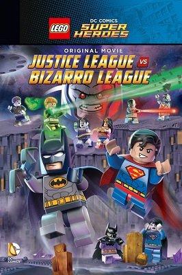 სუპერ გმირები: სამართლიანობის ლიგა ბიზაროს ლიგის წინააღმდეგ (ქართულად) / super gmirebi: samartlianobis liga bizaros ligis winaagmdeg (qartulad) / Lego DC Comics Super Heroes: Justice League vs. Bizarro League