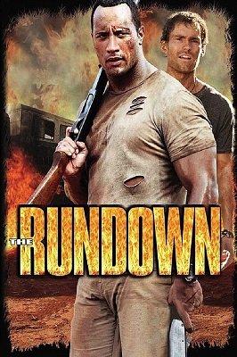 ამაზონის განძი (ქართულად) / amazonis gandzi (qartulad) / The Rundown