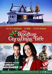 ნაძვის ხე სახურავზე (ქართულად) / nadzvis xe saxuravze (qartulad) / The Rooftop Christmas Tree