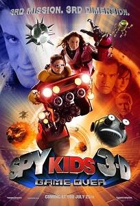 ჯაშუში ბავშვები 3 (ქართულად) / jashushi bavshvebi 3 (qartulad) / Spy Kids 3: Game Over