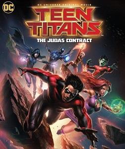 თინეიჯერი ტიტანები: იუდას კონტრაქტი (ქართულად) / tineijeri titanebi: iudas kontraqti (qartulad) / Teen Titans: The Judas Contract