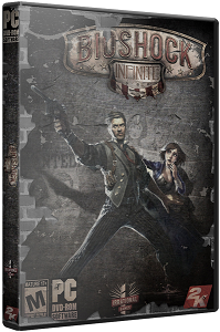 BioShock Infinite (2013) (1.1.25.5165+DLC's) | RePack By Catalyst [The Collection Edition]