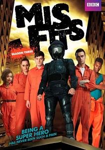გარიყულნი სეზონი 3 (ქართულად) / gariyulni sezoni 3 (qartulad) / Misfits Season 3