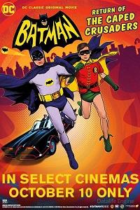 ბეტმენი: ჯვაროსნების დაბრუნება (ქართულად) / betmeni: jvarosnebis dabruneba (qartulad) / Batman: Return of the Caped Crusaders