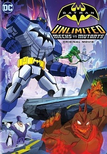 ბეტმენი: მექანიკა მუტანტების წინააღმდეგ (ქართულად) / betmeni: meqanika mutantebis winaagmdeg (qartulad) / Batman Unlimited: Mech vs. Mutants