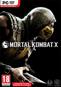 Mortal Kombat X - Complete Collection (2015) PC | RePack By FitGirl