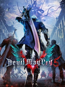 Devil May Cry 5: Deluxe Edition [v 1.1 build 3853173 ] (2019) PC | RePack от xatab