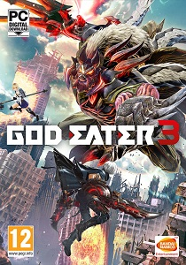 GOD EATER 3 [v 2.40] (2019) PC | RePack от xatab