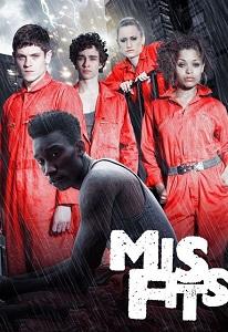 გარიყულნი სეზონი 2 (ქართულად) / gariyulni sezoni 2 (qartulad) / Misfits Season 2