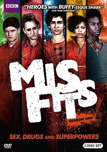გარიყულნი სეზონი 1 (ქართულად) / gariyulni sezoni 1 (qartulad) / Misfits Season 1