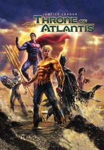 სამართლიანობის ლიგა: ატლანტიდას ტახტი (ქართულად) / samartlianobis liga: atlantidas taxti (qartulad) / Justice League: Throne of Atlantis