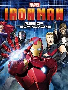 რკინის კაცი: ტექნოვორის აღზევება (ქართულად) / rkinis kaci: teqnovoris agzeveba (qartulad) / Iron Man: Rise of Technovore