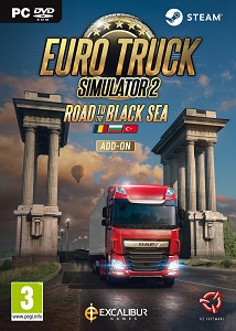 Euro Truck Simulator 2 Road to the Black Sea (1.36)