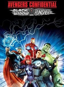 შურისმაძიებლები: შავი ქვრივი და დამსჯელი (ქართულად) / shurismadzieblebi: shavi qvrivi da damsjeli (qartulad) / Avengers Confidential: Black Widow & Punisher