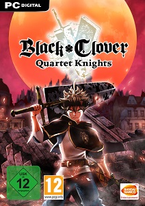 Black Clover: Quartet Knights | License