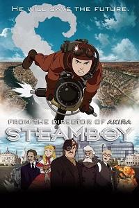 სთიმბოი ქართულად / stimboi qartulad / Steamboy