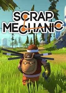 Scrap Mechanic | Early Access