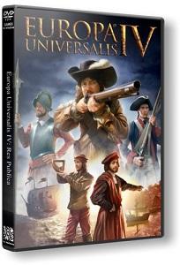 Europa Universalis IV | RePack by xatab