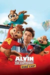 ელვინი და თახვები 4 (ქართულად) / elvini da taxvebi 4 (qartulad) / Alvin and the Chipmunks: The Road Chip