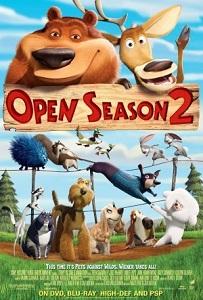 ნადირობის სეზონი 2 (ქართულად) / nadirobis sezoni 2 (qartulad) / Open Season 2