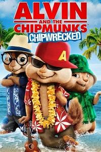 ელვინი და თახვები 3 (ქართულად) / elvini da taxvebi 3 (qartulad) / Alvin and the Chipmunks: Chipwrecked