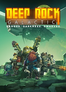 Deep Rock Galactic | Repack By xatab